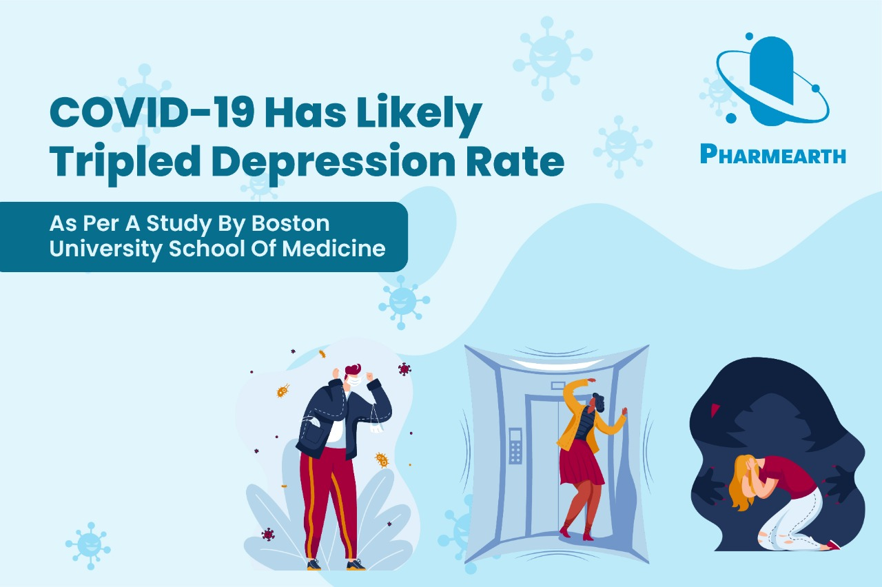 COVID-19 Pandemic & Increasing Cases of Depression